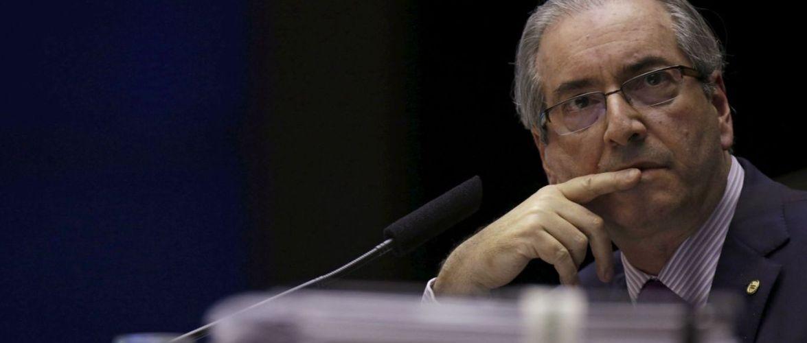Cresce a expectativa de Cunha renunciar na terça-feira