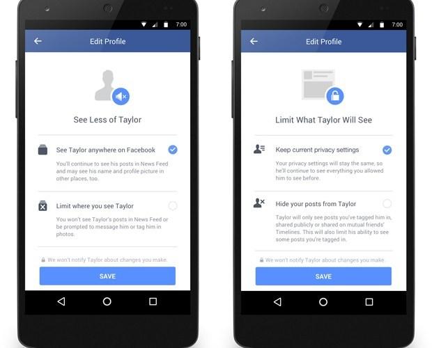 Facebook cria ferramenta que mostra menos postagens de ex-namorados