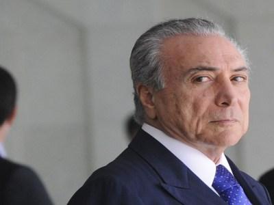 Cid Gomes deve indenizar Michel Temer por chamá-lo de chefe de quadrilha