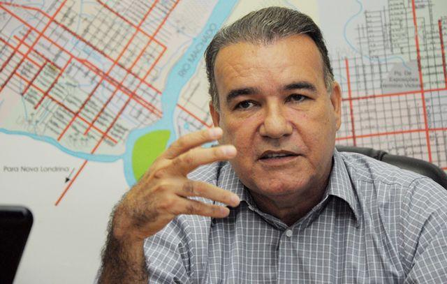Em Ji-Paraná, Jesualdo Pires terá apoio de 16 partidos para reeleição