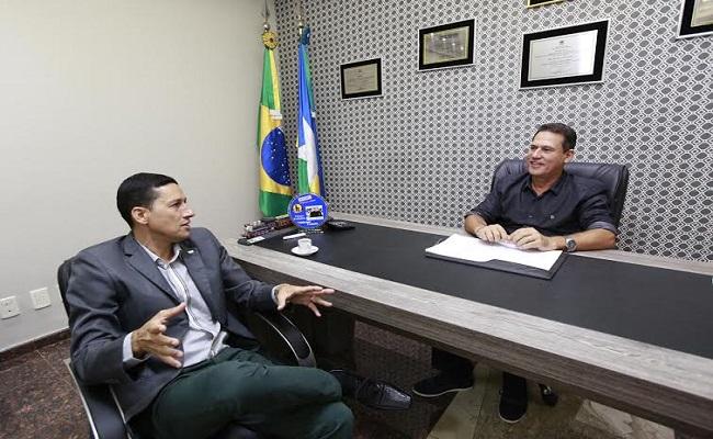 Presidente da Facer agradece Maurão pelo consenso na votação do ICMS
