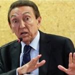 Eleito por aclamação, Lobão diz que fará uma gestão democrática