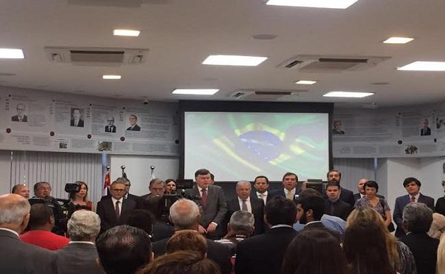 Presidente da OAB/RO participa, em São Paulo, de ato contra decisão do STF