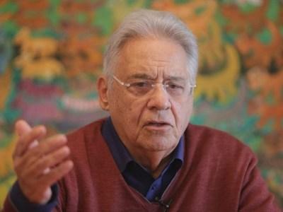 FHC diz que Brasil precisa se reorganizar para voltar a crescer