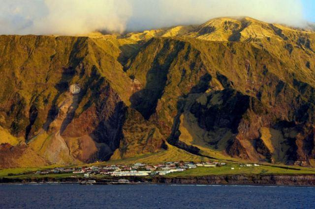 Tristan da Cunha, Oceano Atlântico