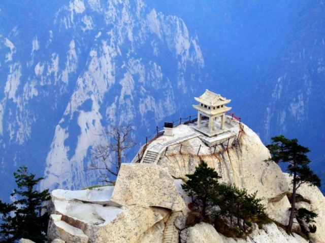 Pavillion Chess - Huashan, China