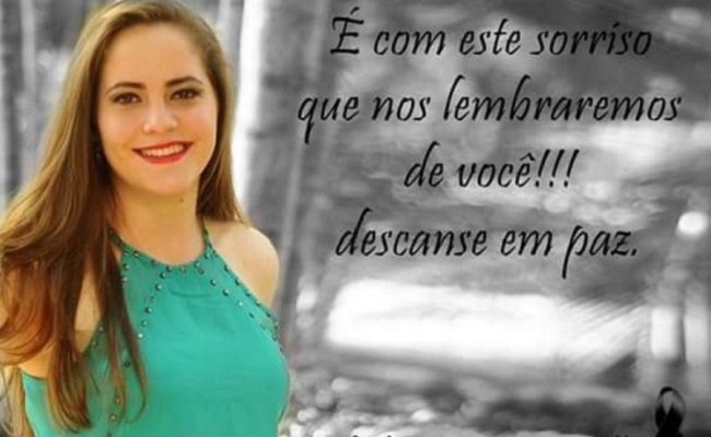 Jovem de Porto Velho que estudava em Goiânia há um mês, é morta em assalto