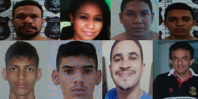 Dos 24 acusados da Operação Clone, 7 já estavam presos; veja imagens dos detidos