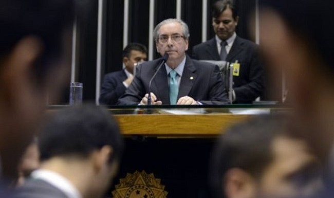 Câmara tocará o impeachment de Dilma com celeridade, afirma Cunha