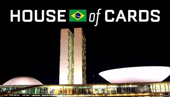 """Veja a versão brasileira da abertura da série """"House Of Cards"""""""
