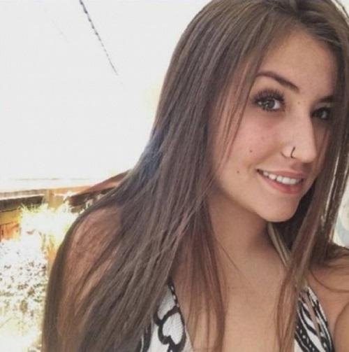 Estudante de Direito, Maria Luiza Perez Perassolo tinha 18 anos Foto: Arquivo pessoal