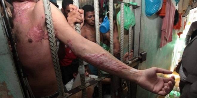 """Agentes penitenciários acusam direção de presídio de """"acordo"""" com presos"""