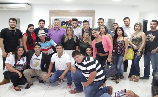 Deputado Edson Martins participa da comemoração ao Dia Internacional da Juventude