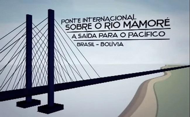 Fecomércio-RO aguarda publicação do edital de licitação da ponte binacional