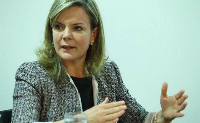 PF revela pagamentos de operador para Gleisi, esposa de Paulo Bernardo