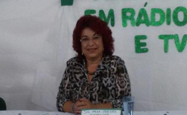 Nara Vargas ex- chefe de comunicação do município morre na escola Rio Branco