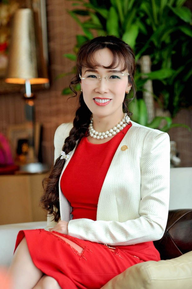 Nguyen Thi Phuong Thao está prestes a se tornar a primeira bilionária do Sudeste Asiático