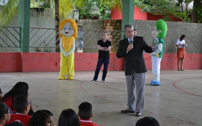 Porto Velho abre lançamento da cartilha Cidadania e Justiça na Escola