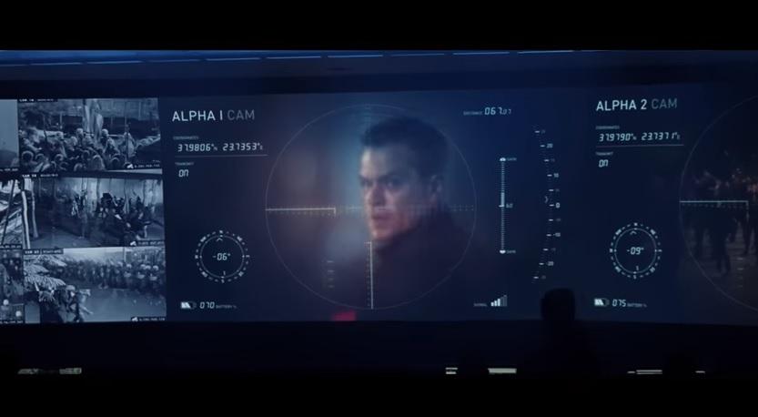 Jason Bourne está de volta às telas dia 28