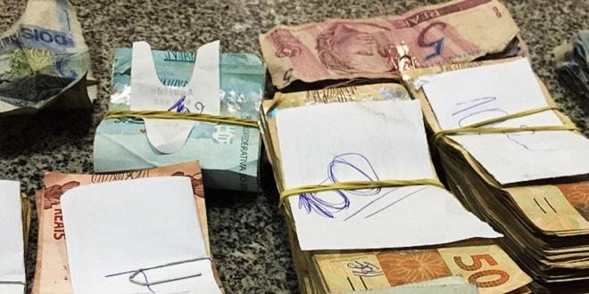 PM prende sem-terra com quase R$ 20 mil em frente ao Congresso