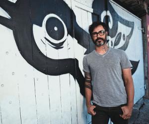 Speto faz parte da primeira geração de grafiteiros de São Paulo