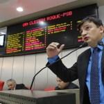 Cleiton Roque relata obras e investimentos realizados em Pimenta Bueno