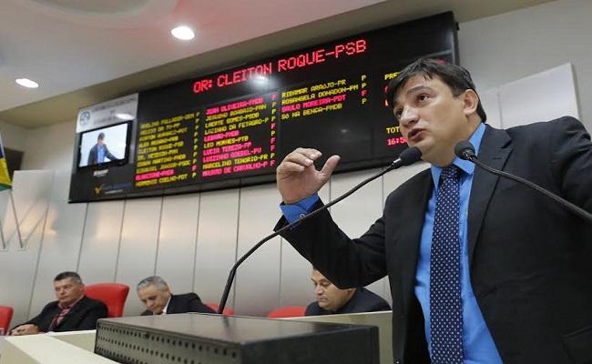 Cleiton Roque quer Programa Cidade Limpa em São Miguel do Guaporé
