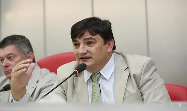Cleiton Roque quer federação de Porto Velho de Utilidade Pública