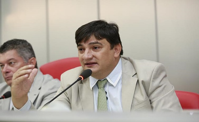 Cleiton Roque é contra desativação de Delegacia de Polícia em Urupá