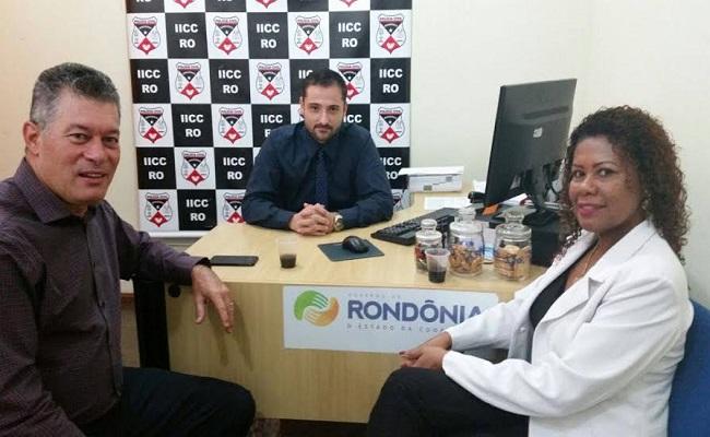 Deputado Edson Martins destina 200 mil reais para Instituto de Identificação