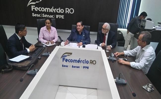 Comércio com o Peru está em plena expansão, diz presidente da Fecomércio-RO