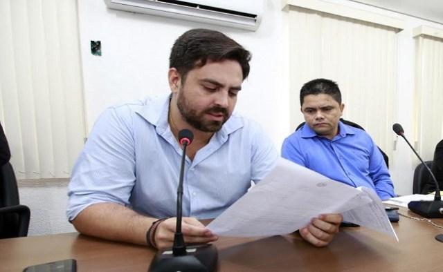O deputado Léo Moraes foi autor da proposta