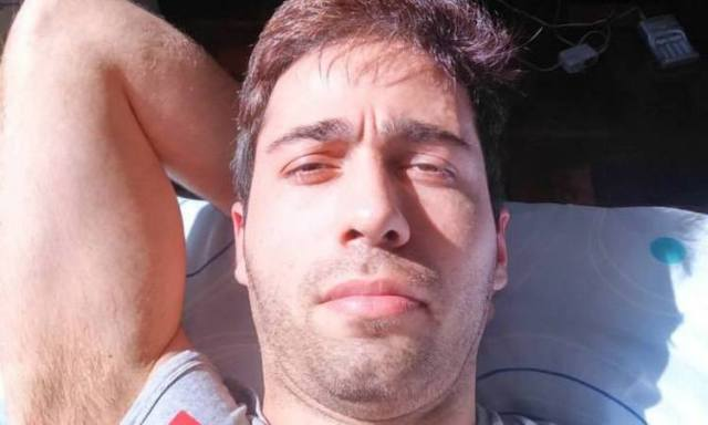 Suspeito de ter invadido hotel de Ana Hickmann em BH, Rodrigo Augusto de Pádua (foto: Facebook)