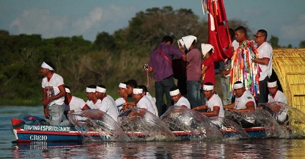 Festa do Divino fortalece a religiosidade no Vale do Guaporé