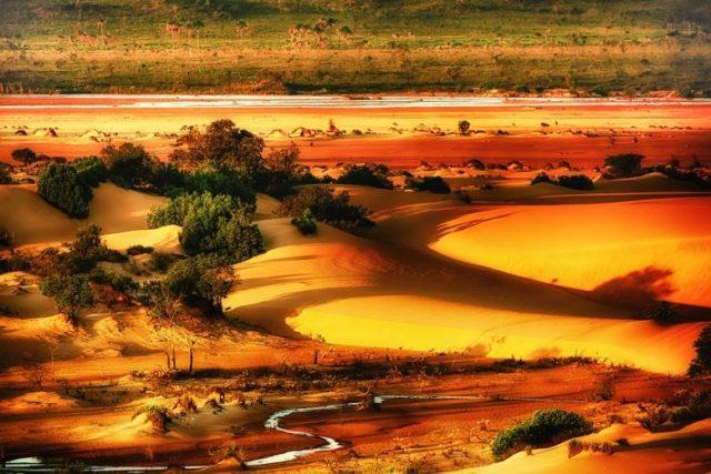 Jalapão, no Tocantins, é conhecido como o Deserto Brasileiro
