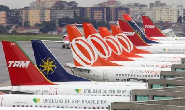 Câmara aprovada emenda que permite controle de empresa aérea nacional por estrangeiro