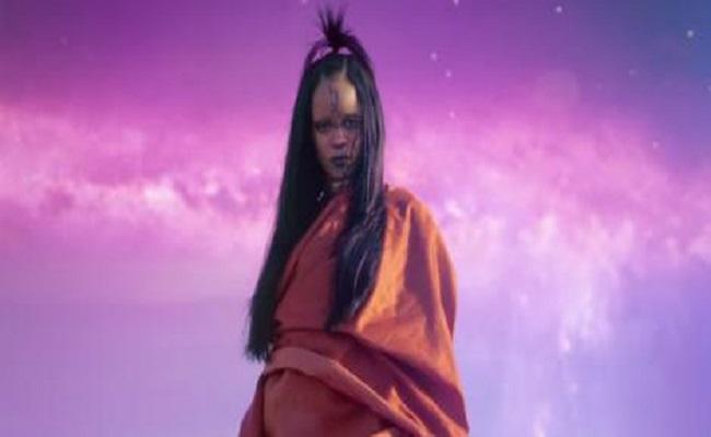Rihanna lança clipe para a trilha sonora de Star Trek; assista 'Sledgehammer'