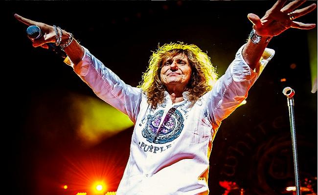 Whitesnake volta ao Brasil em setembro