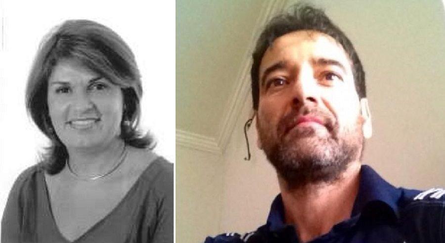 Ex-deputados estaduais Marcos Donadon e Ellen Ruth seguem foragidos