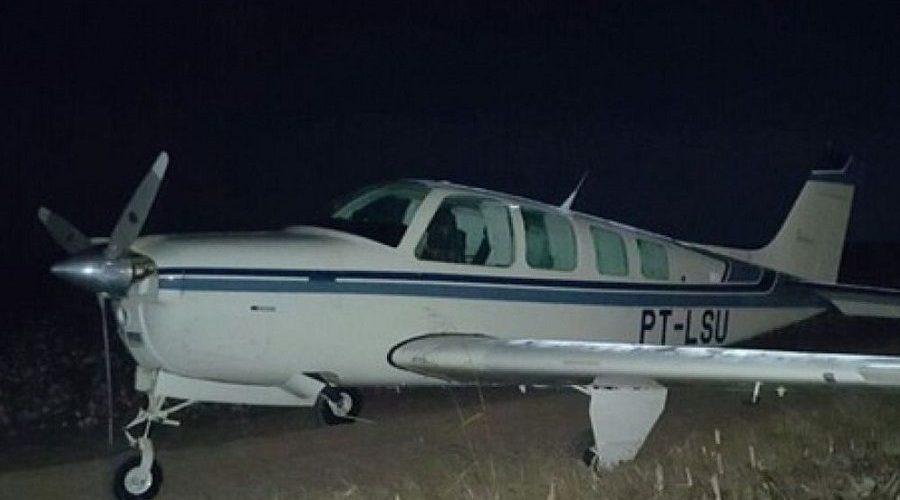 Brasileiro e boliviano são presos por sequestro e roubo de um avião