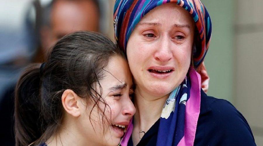 Câmeras de segurança mostram explosão em aeroporto na Turquia; 41 morreram. Assista