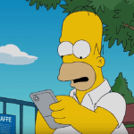 Homer viciado em Pokémon Go vai aparecer em episódio de 'Os Simpsons'