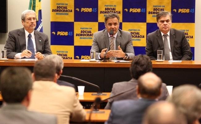 PSDB tenta acordo para presidir a Câmara