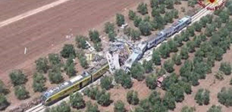 Acidente de trem mata 10 pessoas na Itália