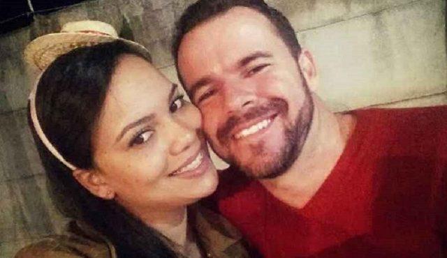 Josy Mendes e Adriano Alves