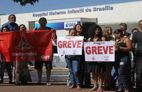 GDF não recua nas punições a servidores grevistas, que também endurecem