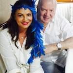 Luiza Brunet fala sobre a condenação de seu ex Lírio Parisotto