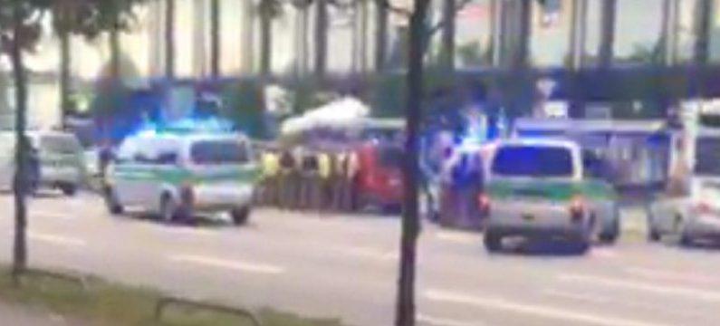 Imprensa fala em 10 mortos em atentado no shopping de Munique; VÍDEO
