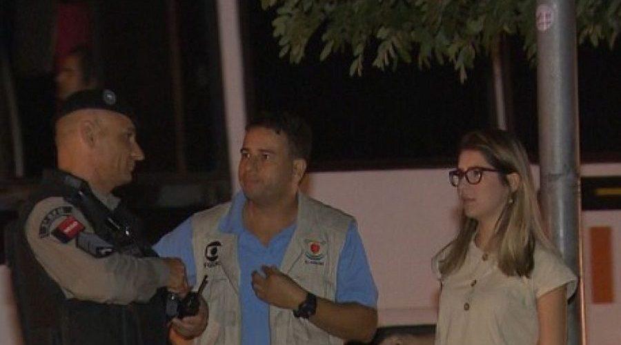 Repórter da Globo é assaltada enquanto fazia matéria sobre insegurança