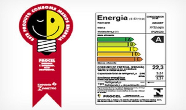 Fabricante é multada por ausência de selo de consumo de energia em produtos